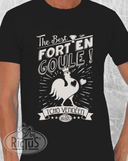 Tee-shirt Fort en Goule