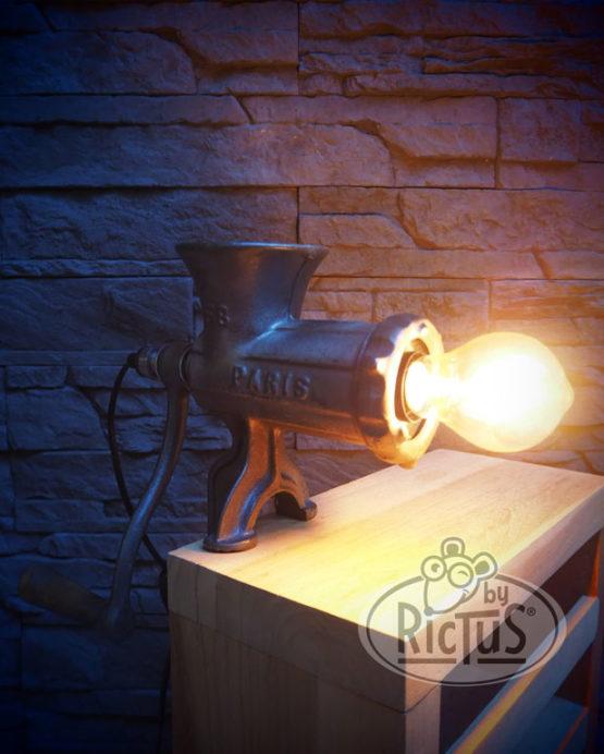 Lampe hachoir Paris